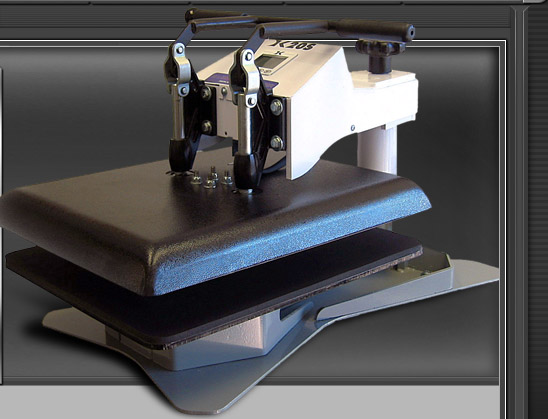 DK20 Heat Press Photo